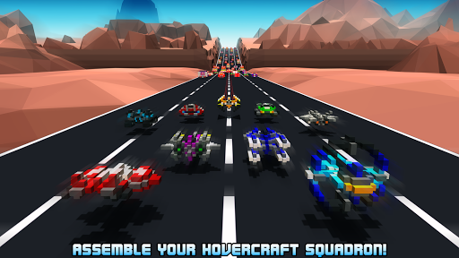 Hovercraft: Takedown apkpoly screenshots 13