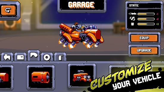 Road Warriors Screenshot