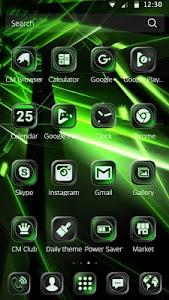 Genesis Green Tech Theme screenshot 3