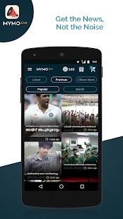 Mymo Live - Malayalam News - náhled