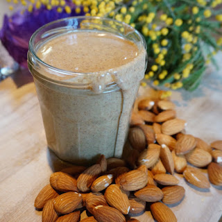 4-Ingredient Almond Butter