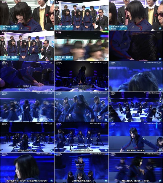 (TV-Music)(1080i) 欅坂46 – Music Station 170414