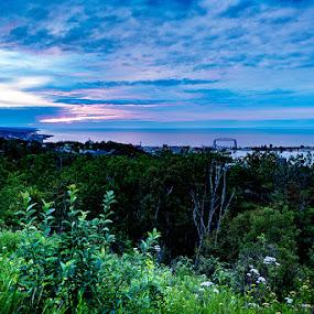 Morning Blues by Glen Sande - Landscapes Sunsets & Sunrises ( sunrises, pentax a 28mm, landscape photography, scenic, pentax k1 )