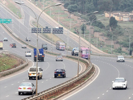 Dark streets in Mombasa expose road users to risk