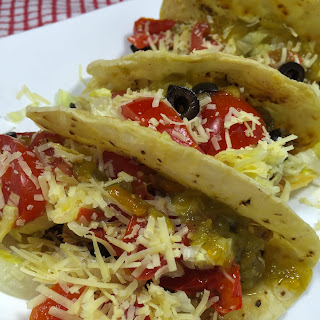 Slow Cooked Pork Tacos with Chipotle Cream Recipe