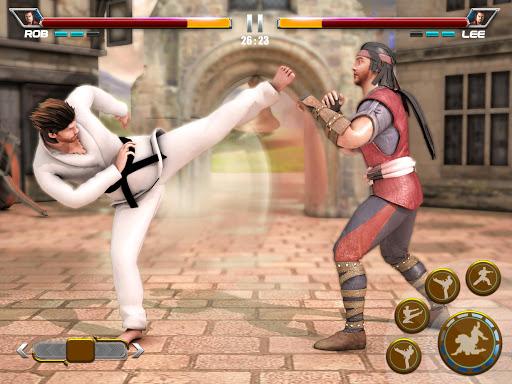 Karate Fighting 2020: Real Kung Fu Master Training  screenshots 7