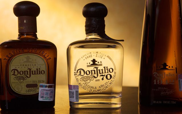 Tequila Don Julio. Picture: BLOOMBERG