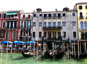 Photo: View from Grand Canal.