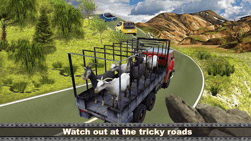 Farm Animal Transporter Truck Simulator 2017 for PC