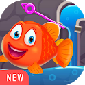 Epic Save the Fish by Pull the Pin Game Tips! icon