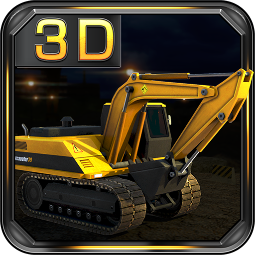 Heavy Excavator 3D Parking LOGO-APP點子