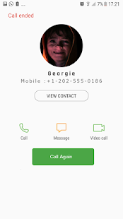 Video Call From Georgie - náhled
