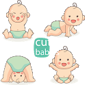 Best Funny Babies Sticker Pack  WASticker New 2019 icon