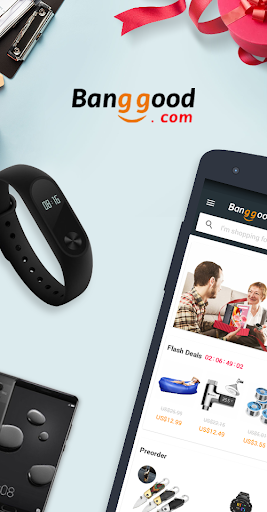 Banggood - Easy Online Shopping 5.11.1 screenshots 1