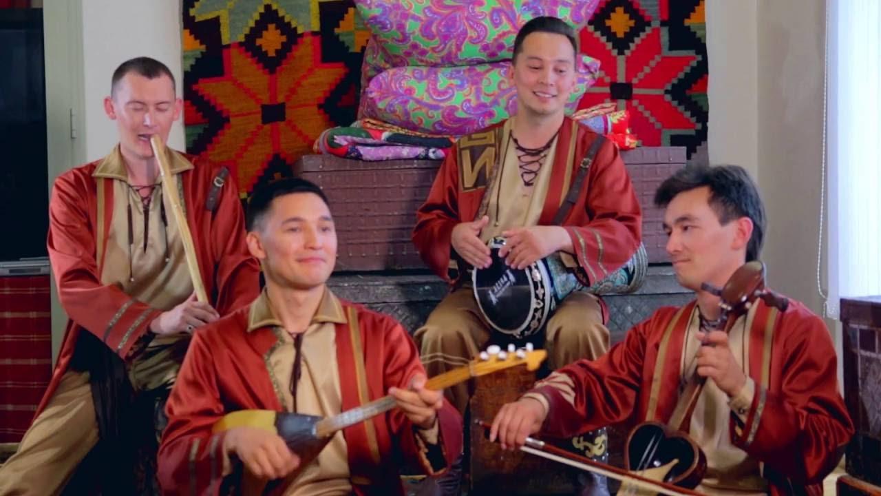 Этно-группа Йатаган в Уфе