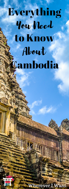 Everything about transportation, history, money, culture, etc. in Cambodia!