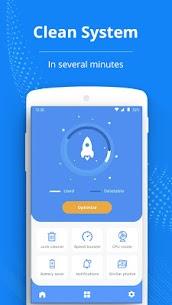 Rocket Cleaner – System Optimizer 1