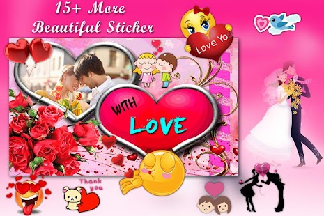Valentine Day Photo Frame 2018 - Android Apps on Google Play