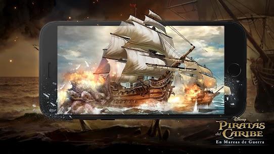 Piratas del Caribe: En Mareas de Guerra