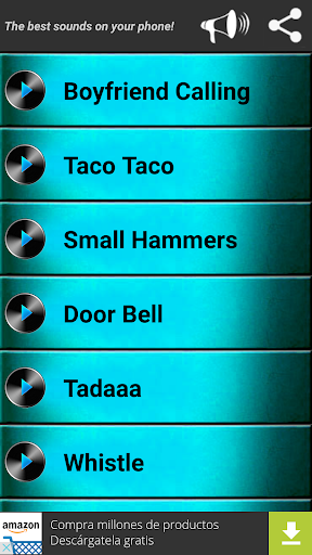 Funny Ringtones for whatsapp 5.0 screenshots 6