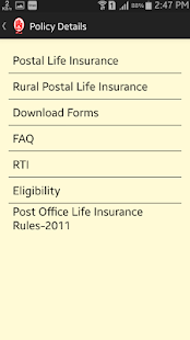 Postal Life Insurance Apps On Google Play