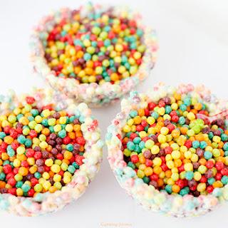 Trix Cereal Recipes