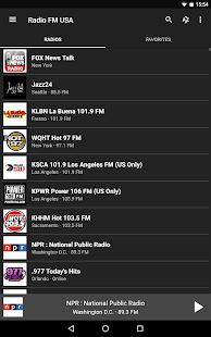 Radio FM USA