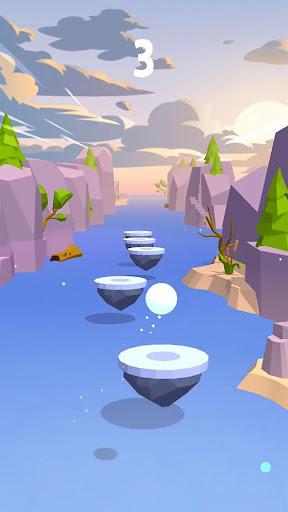 Hop Ball 3D fond d'écran 2