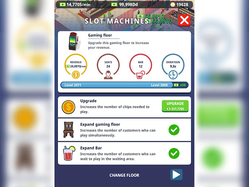 Idle Casino Manager - Business Tycoon Simulator 2.1.2 screenshots 14