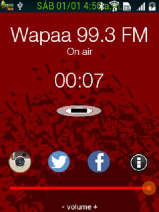 Wapaa99.3FM