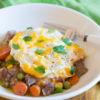 Slow Cooker Shepherds Pie