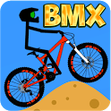 Stickman BMX - Downhill icon