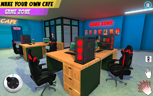 PC Cafe Business simulator 2020 screenshots 8