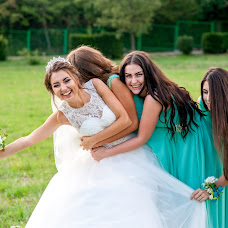 Wedding photographer Inna Ryabichenko (riabinna). Photo of 05.03.2017