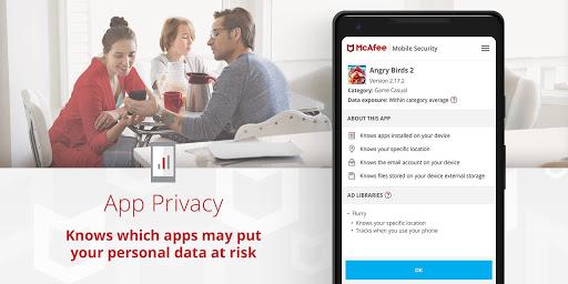 Mobile Security: Antivirus, Anti-Theft & Safe Web 5.0.2.1839 screenshots 8