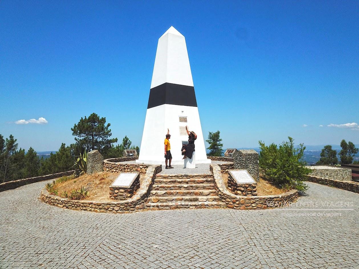 Visitar o Centro Geodésico de Portugal