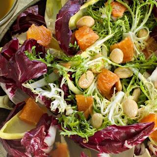 Marcona Almond and Cara Cara Orange Salad