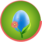 Blue Egg - who is inside? ? Try to break the egg! Icon
