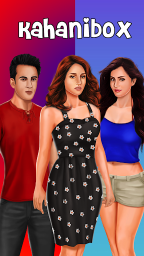 Hindi Story Game - Play Episode with Choices apkslow screenshots 1