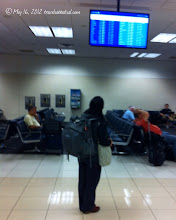 Photo: Akiko at Hartfield-Jackson Atlanta Int'l Airport