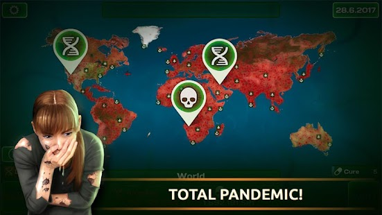 Virus Curse - Pandemic Madness- screenshot