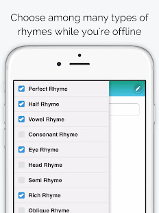 rhyme time rhyming dictionary apps on google play