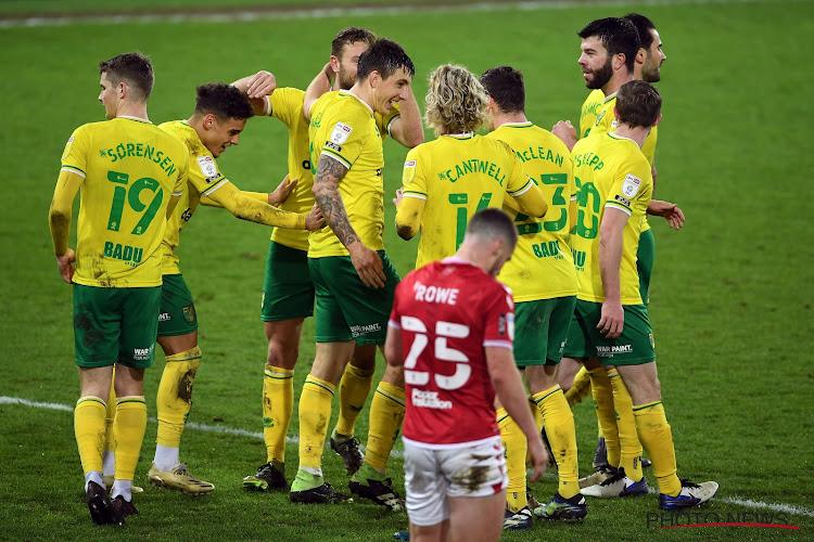Norwich veut prêter son espoir belge Tyrese Omotoye