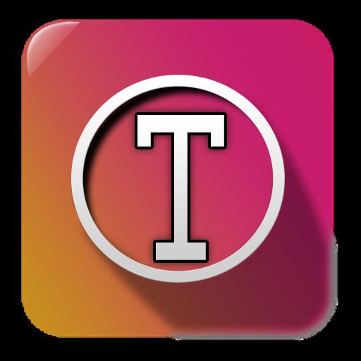 InstaText - Textgram 遊戲 App LOGO-硬是要APP