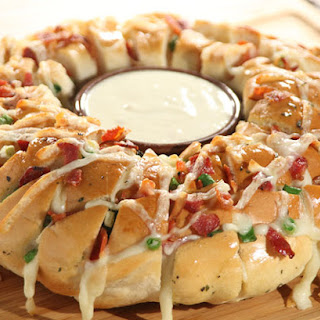Party Bread Appetizers Recipes.