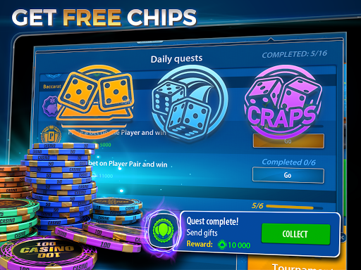 Vegas Craps by Pokerist 34.2.0 screenshots 13