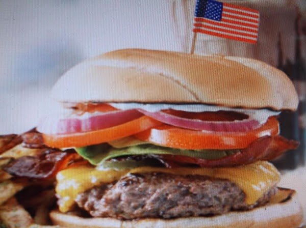 All- American Hamburgers Recipe