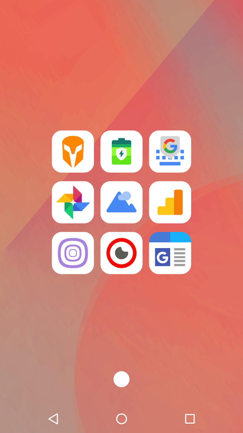 Lihtor - Icon Pack Screenshot 5