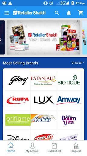 retailershakti - wholesale b2b shopping app screenshot 2