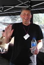 Photo: Pete Shirley says Hi!